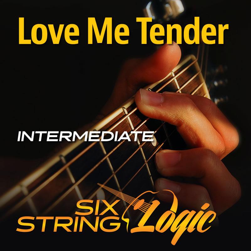 Love Me Tender Six String Logic