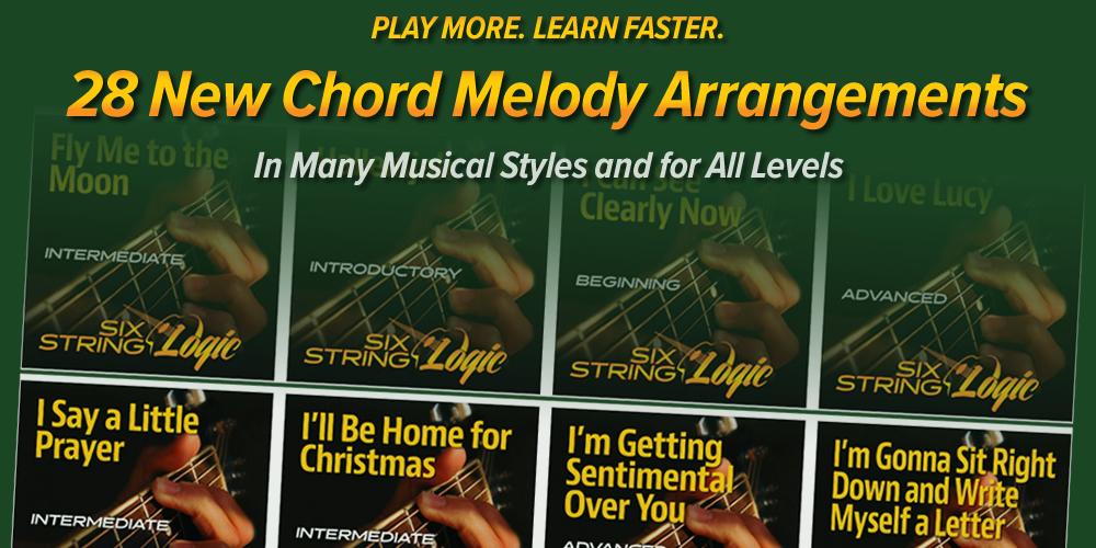 Six String Logic The New Logic In Guitar Education